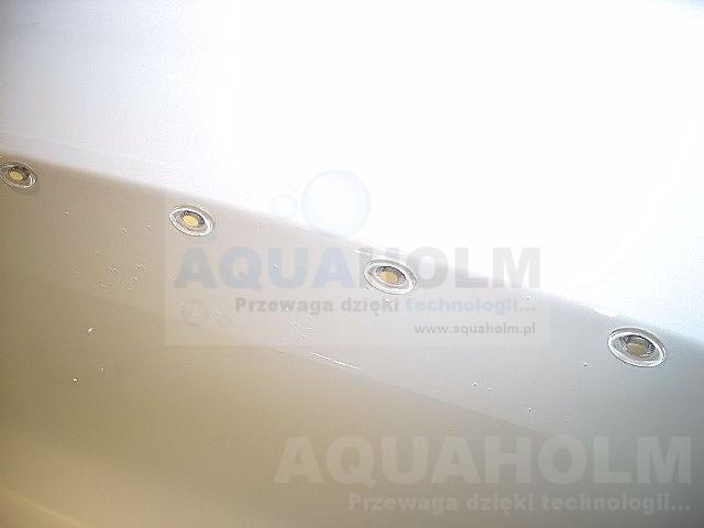 Aquaholm LS-2250 150cm x 150cm x 68cm PODGRZEWACZ BLUETOOTH NOWOŚĆ!