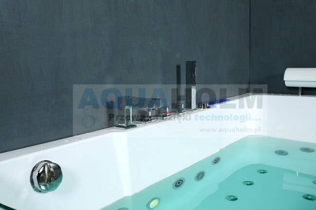 Aquaholm CLF-3133 170cm x 80cm x 59cm wersja LEWA + RAMA NA SZYBIE