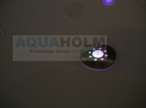Aquaholm LS-6025+P 150cm x 150cm x 59cm PODGRZEWACZ WODY, BLUETOOTH