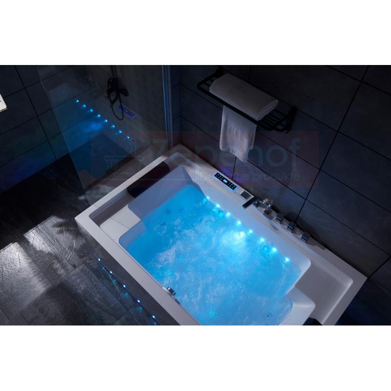 Aquaholm LS-4050+P 180cm x 110cm x 58cm PODGRZEWACZ WODY, BLUETOOTH