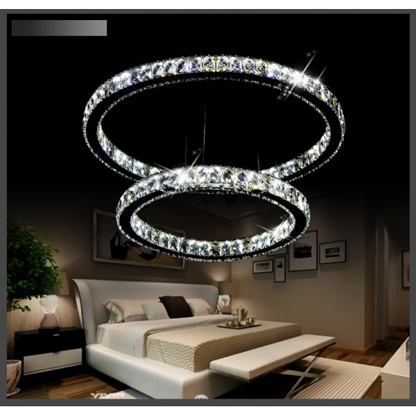 Żyrandol kryształowy 150x50 cm B025