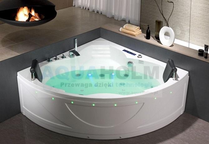 Aquaholm C-3088 150cm x 150cm x 59cm + PODGRZEWACZ WODY
