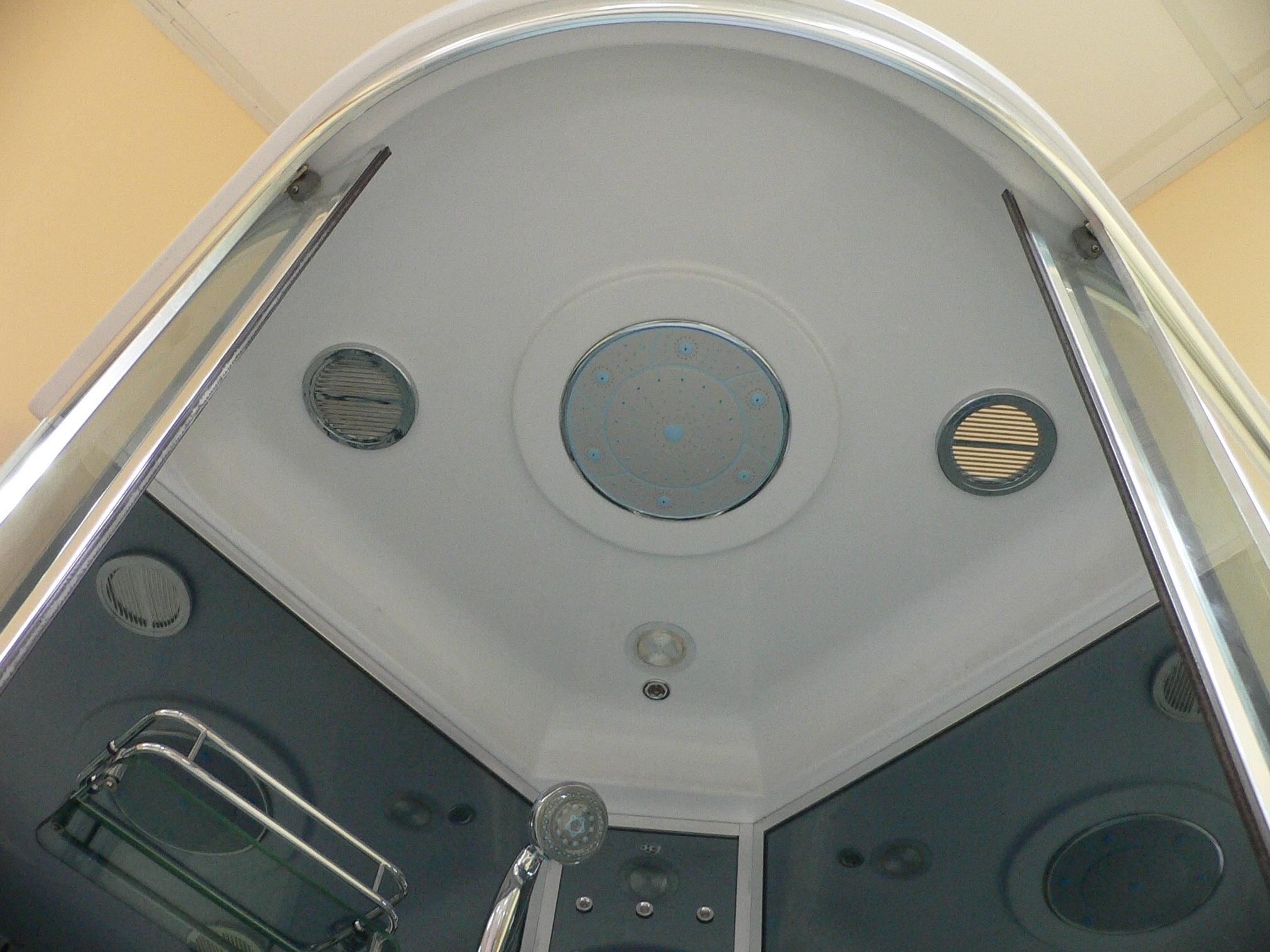 Treg K10 Kabina prysznicowa z hydromasażem 100cm x 100cm NOWOŚĆ!